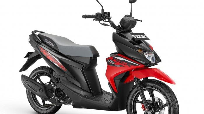 Suzuki Luncurkan Nex Crossover, Skutik Pesaing Beat Street dan X-Ride