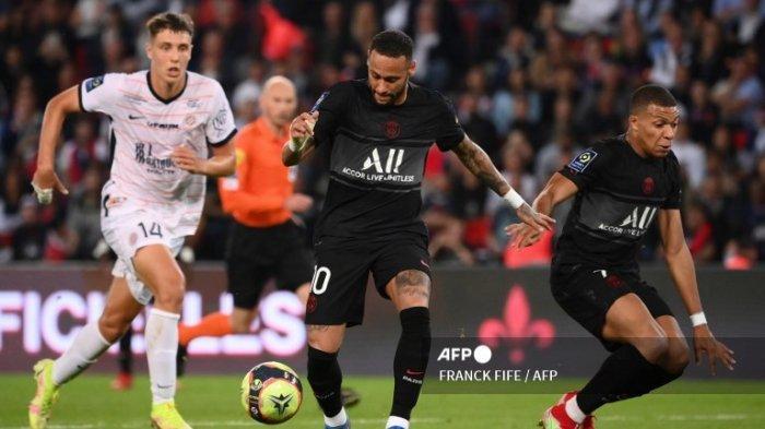 Kylian Mbappe Sebut Neymar Gembel Gara-gara Tak Memberinya Umpan, Ocehannya Terekam Kamera