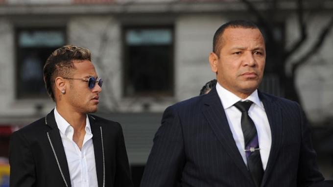 Paris Saint-Germain Sudah Bertemu Ayah Neymar