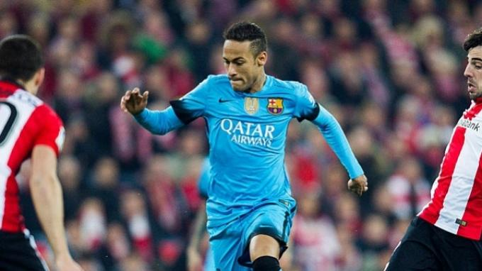 Barcelona Gembok Neymar Hingga 2021
