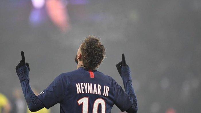 Neymar, Pemain PSG dan Brazil