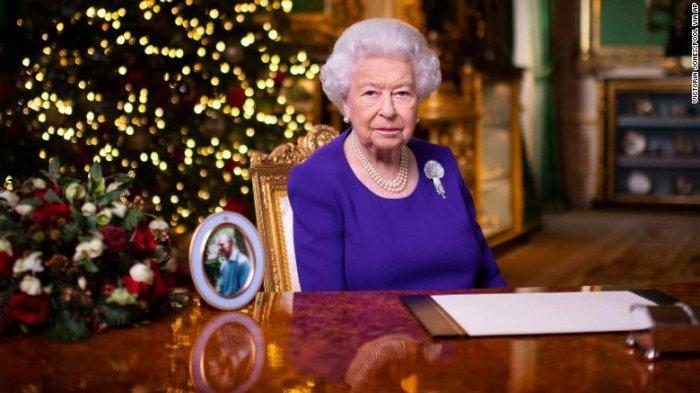 Ratu Elizabeth II bicara pandemi dalam Pidato Natal.
