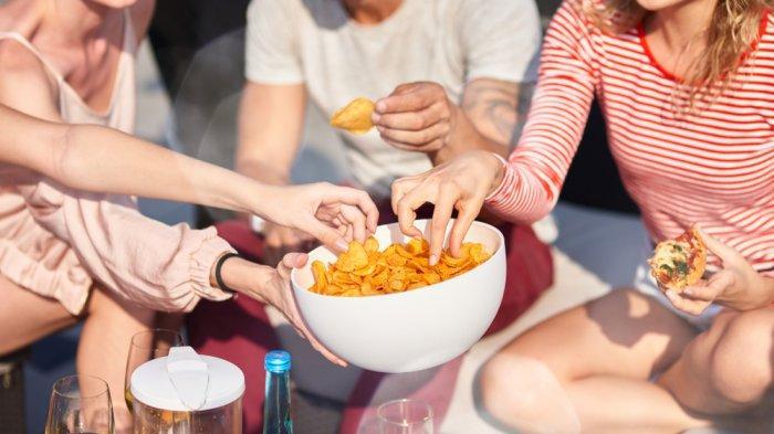 Ngemil di waktu yang tepat dengan menu sehat agar memberikan dampak baik ketubuh.