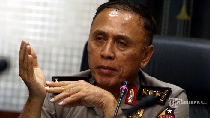 Sah! Mochamad Iriawan Alias Iwan Bule Resmi Terpilih Jadi Ketua Umum PSSI 2019-2023