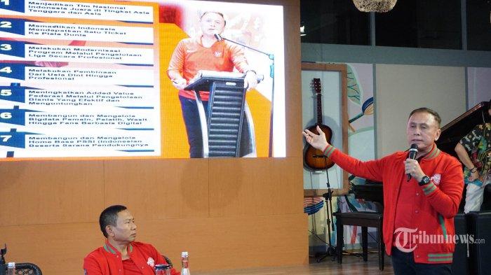 Mochamad Iriawan Terpilih Jadi Ketua Umum PSSI Periode 2019-2023