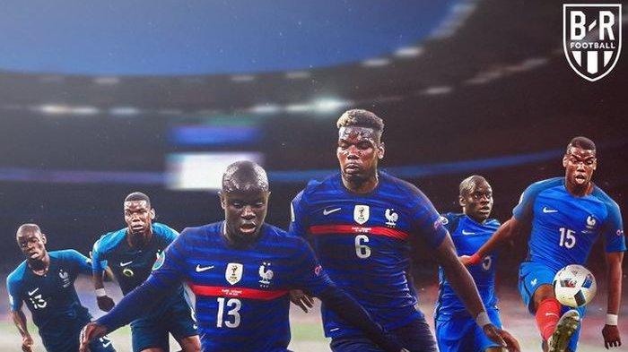 PREDIKSI EURO 2020 Babak 16 Besar: Prancis Masih Terfavorit Calon Juara, Italia Melejit