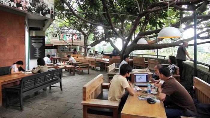 Empat Pilihan Lokasi Asyik di Bandung Bergaya Anak Muda
