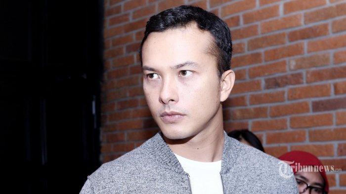 Pemain film Nicholas Saputra saat ditemui pada acara press screening film Interchange di CGV Blitz, Grand Indonesia, Jakarta Pusat, Kamis (23/2/2017). Tribunnews/Jeprima