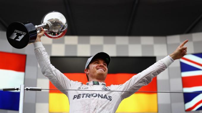 Nico Rosberg Berpeluang Kunci Gelar Juara di GP Meksiko