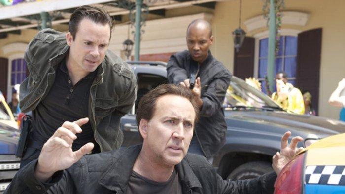 Sinopsis Film Stolen, Kisah Perampokan Bank yang Dibintangi Nicolas Cage dan Danny Huston