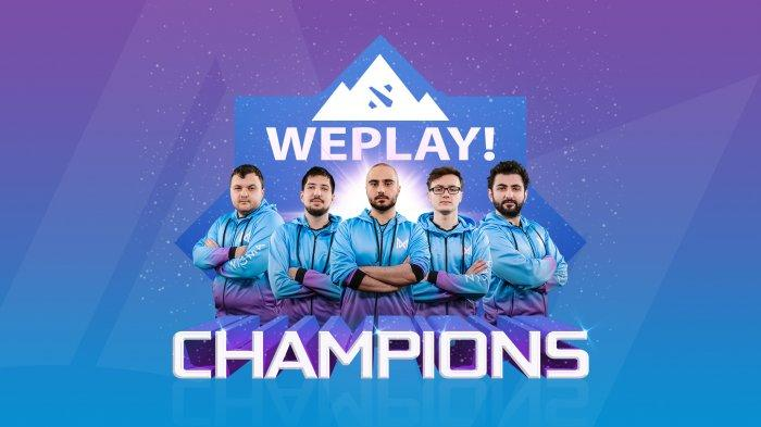 Update WePlay! Bukovel Minor 2020, Nigma Pecundangi RNG dan Maju ke Leipzig Major