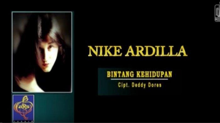 Chord Gitar Bintang Kehidupan Nike Ardilla Dengan Lirik Jenuh Aku Mendengar Manisnya Kata Cinta Tribunnews Com Mobile