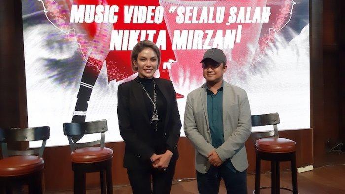 Lagu 'Selalu Salah' Curhatan Nikita Mirzani Tiga Kali Menjanda
