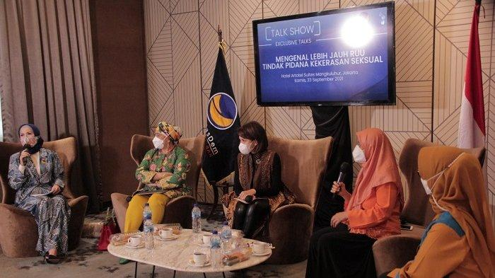 Nikita Mirzani Berharap RUU TPKS Jadi Solusi untuk Lindungi Perempuan dari Tindak Kekerasan Seksual