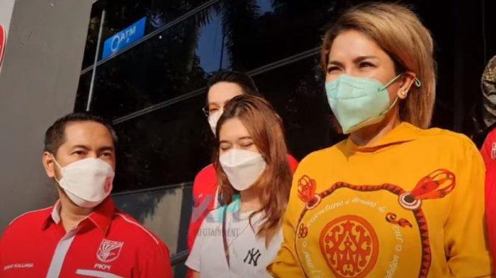 Dukungan Nikita Mirzani untuk Korban Pinjaman Online hingga Buat Laporan Ke Polisi