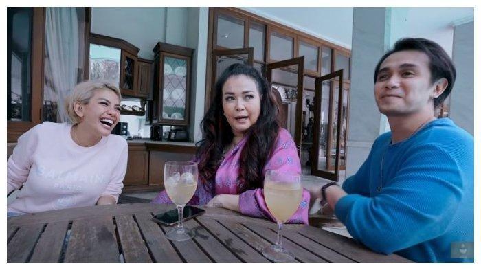 Nikita Mirzani, Jennifer Jill/Ipel, dan Ajun Perwira, Sabtu (14/11/2020). Jennifer Jill sebut mulutnya jauh lebih pedas dari Nikita Mirzani.