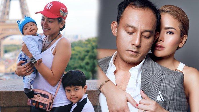 Nikita Mirzani ungkap perjuangan lahirkan Arkana Mawardi