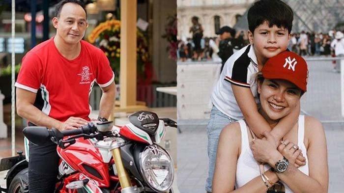 Nikita Mirzani ungkap kekejaman Dipo Latief kepada Azka, anak sampai trauma