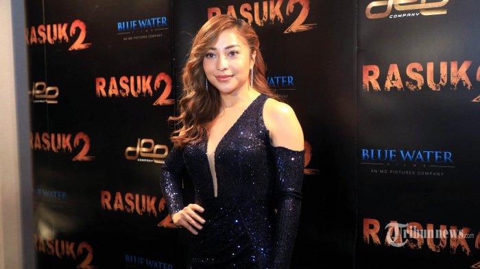 Nikita Willy Rasakan Dua Dimensi Berbeda Saat Bintangi Film Rasuk 2