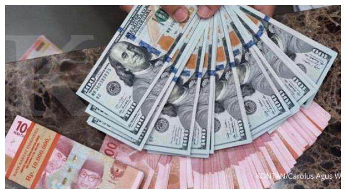 Rupiah Dibuka Melemah ke Rp 14.268 per Dolar AS pada 10 September 2021, Berikut Kurs di 5 Bank