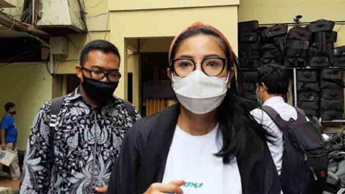 Nindy Ayunda Kembali Diperiksa Polisi, Mengaku Ditanya soal Senpi Ilegal Milik Suaminya