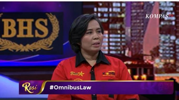 Kritik Proses Pembuatan Omnibus Law, Ketua KASBI: Ini Sangat Misterius