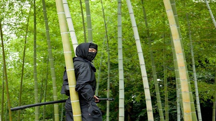 Gaji Rata-rata Ninja Jepang Mencapai 2,8 Juta Yen Per Tahun
