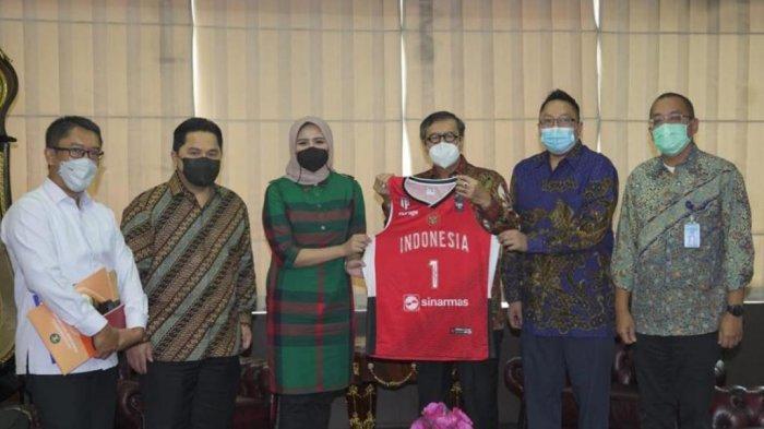 Timnas Basket Indonesia Merasa Plong Dapat Bantuan dari Menkumham Soal Naturalisasi Pemain
