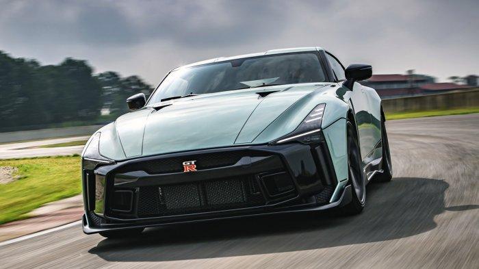 Nissan GT-R 50 Pertama di Dunia Dibanderol Rp 14, 5 Miliar