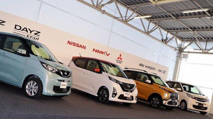 Nissan dan Mitsubishi Rilis Mobil Imut Kembar, Dilengkapi Teknologi Semi-Otonomos