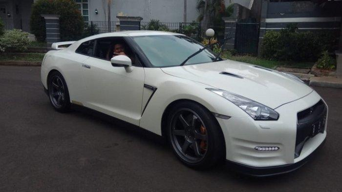 Ini Dia Mobil Sedan Sport Nissan GT-R35 yang Dikendarai Wakil Jaksa Agung