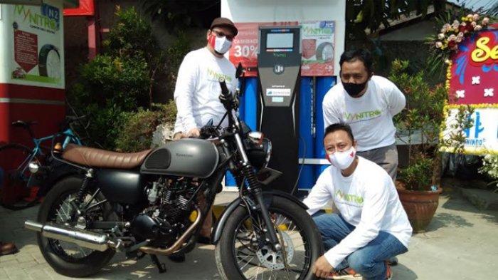My Nitro, start up penyedia nitrogen murni berbasis digital telah hadir di Indonesia.
