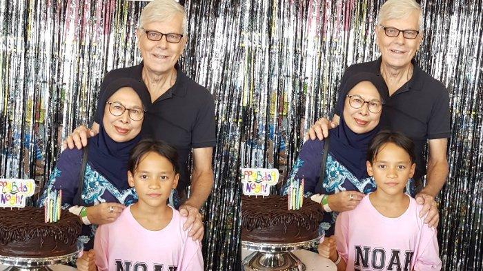 Unik dan Tak Biasa, Inilah Panggilan Kesayangan Noah pada Ayah dan Ibunda Ashraf Sinclair