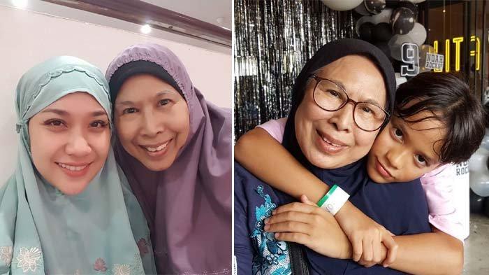 Ucapan Selamat dan Doa Ibunda Ashraf Sinclair untuk sang Cucu yang Hari Ini Berulang Tahun