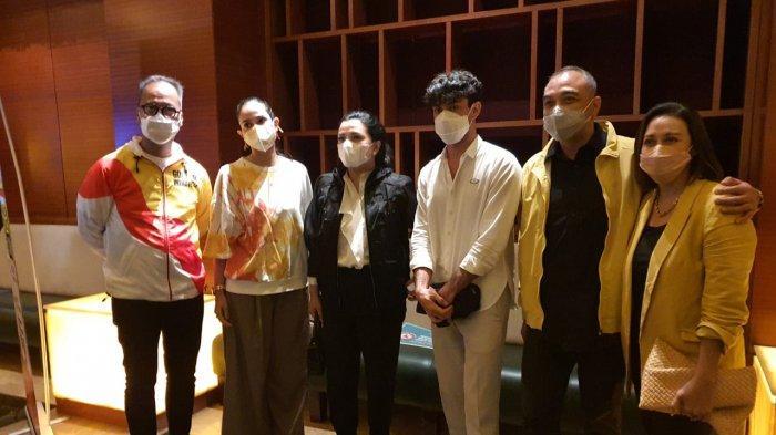 Dukung Geliat Bioskop, Golkar DKI Jakarta Nobar 'Habibie & Ainun 3'