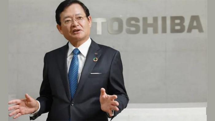 Presiden Toshiba Jepang mendadak Mengundurkan Diri