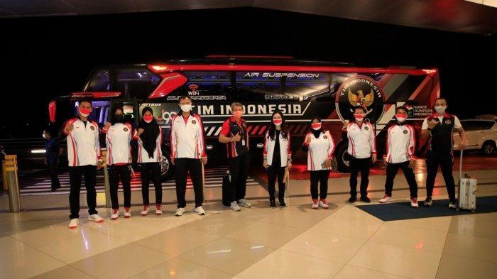 NOC Kembali Berangkatkan Atlet Indonesia ke Jepang, Giliran Lifter Deni dan Pedayung Mutiara/Melani