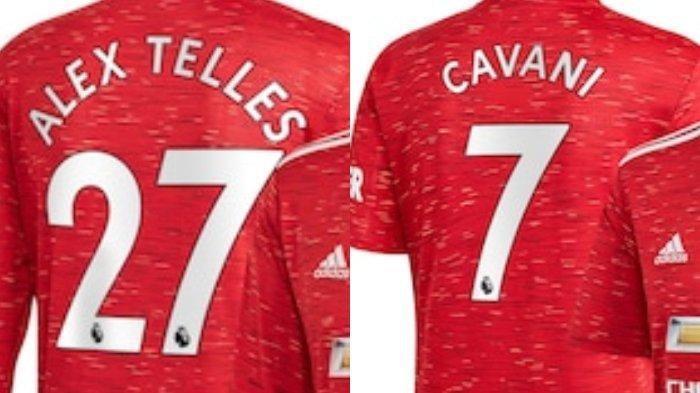 Nomor Punggung Pemain Baru Manchester United, Telles Kenakan 27 hingga Cavani Warisi Milik Beckham