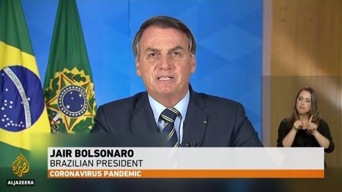Perang Melawan Perubahan Iklim, Bolsonaro Tawarkan Perlindungan Hutan Amazon ke Joe Biden