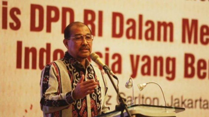Profil Nono Sampono, Purnawirawan Letjen TNI yang Menjabat Wakil Ketua DPD RI Periode 2017-2019
