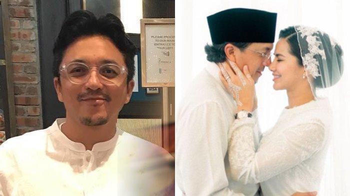 Engku Emran Resmi Menikahi Noor Nabila, Ini Doa Mantan Suami Laudya Cintya Bella untuk sang Istri