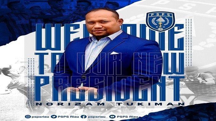 Kabar Liga 2: PSPS Riau Resmi Dibeli Norizam Tukiman, Pemilik TRW Kelantan FC