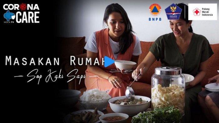 Nostalgia Happy Salma dengan Resep Masakan Rumah Mendiang Ibunda, Sop Kaki Sapi