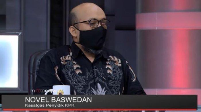 Novel Baswedan Ungkap Ketua KPK Pernah Bikin Daftar Nama Pegawai yang Diwaspadai