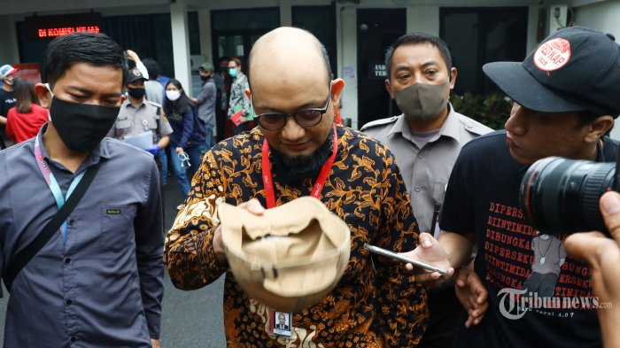 Komjak Kembali Mintai Keterangan Jaksa Terkait Persidangan Penganiayaan Novel Baswedan