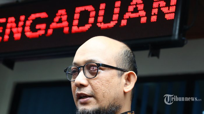 Usai Dilaporkan ke Polisi, Kini Novel Baswedan Diadukan ke Dewan Pengawas KPK