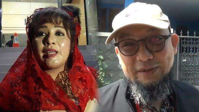 Penyiram Air Keras Novel Baswedan Ditangkap, #Tangkapdewitanjung Jadi Trending Topic