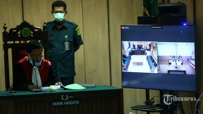 Penyiram Air Keras Novel Baswedan Divonis 2 dan 1,5 Tahun Penjara, Lebih Tinggi Dari Tuntutan Jaksa