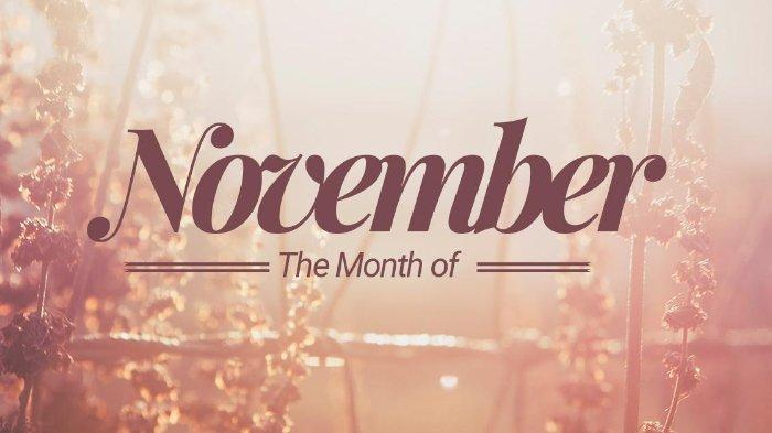 November Person Caracteristic