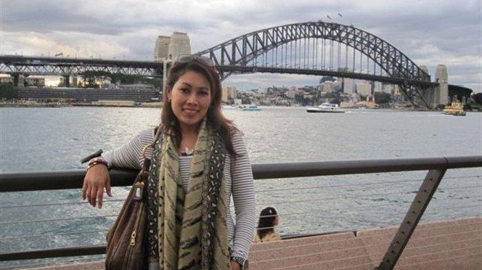 Novy Chardon. 12 Fakta Perempuan Cantik asal Surabaya Diduga Dibunuh Suaminya di Australia: Suami Bantah. (istimewa)